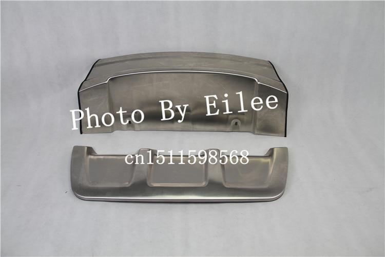 Barre de protection en acier inoxydable pour plaque de protection en acier inoxydable pour Land Rover Range Rover Evoque Dynamic 2011 2012 2013 2014 2015