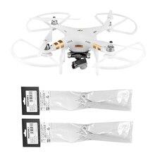 4 sztuk 9450 śmigła i rekwizyty Protector dla DJI Phantom 3 części do dronów Quick Release Blade skrzydło straży zderzak rekwizyty zestawy