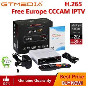 IPTV CCcam GTmedia GTS Satelli