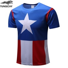 Buy captain america bike jersey and get free shipping on AliExpress.com c804a6412