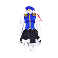 Touhou Project Cosplay Phantasmagoria Of Flower View Shikieiki Yamaxanadu Lolita Women S Dress Gothic Costume With