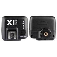 GODOX X1C X1R C 32 Channels TTL 1 8000s Wireless Remote Flash Trigger Receiver Shutter Release