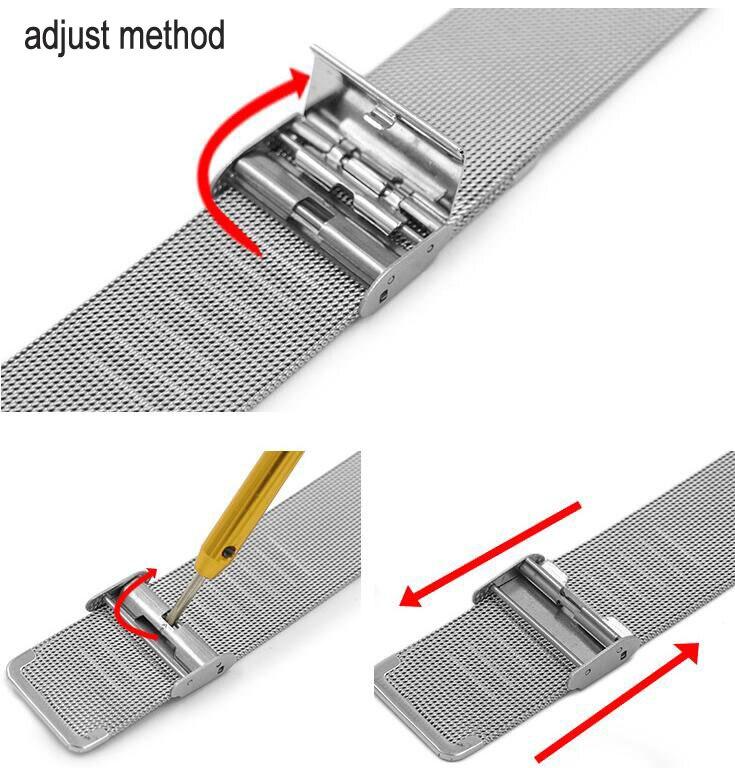 amazfit meatl strap  (3)