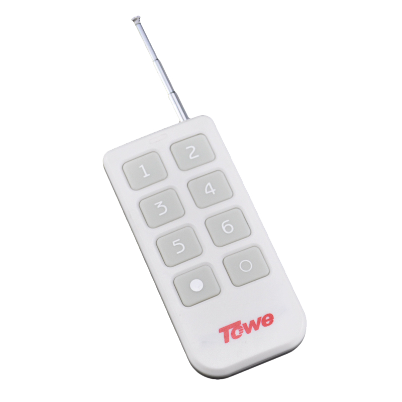 TOWE Remote Controller For AP-WSK1/D-5 Wireless 220V 10A Five Way Remote Control Switch
