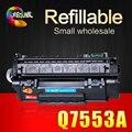 Q7553A 7553A 7553 53А Совместимый картридж для HP LaserJet P2014 P2015 M2727nfMFP M2727mfsMFP принтеры
