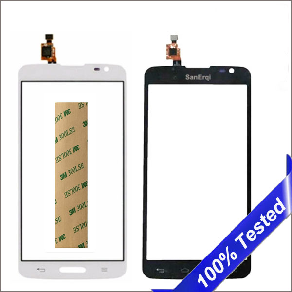 Touch Screen For LG G Pro Lite D686 D685 5.5 inch Digitizer Sensor Panel Dual Sim Card Version
