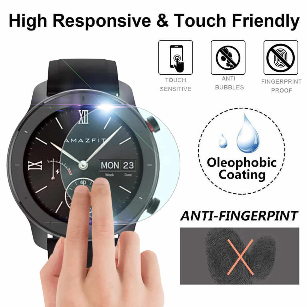 2019 new fashion 3Pack/5Pack Explosion-proof TPU Screen Protector Film For AMAZFIT GTR Smart Watch 42mm/47mm Purchasing