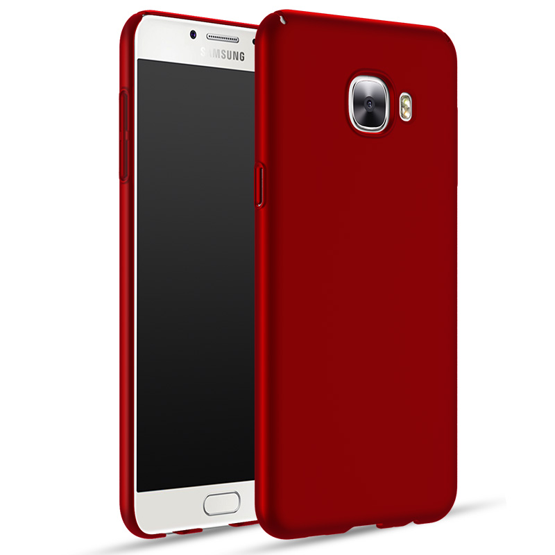 detailed look 404da ecb64 US $2.92 35% OFF|Aliexpress.com : Buy Fashion Housing For Samsung Galaxy C5  Case 360 Full Protection Matte Hard Slim Back Cover For Galaxy C5 C5000 ...