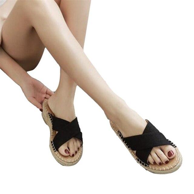 Beach Shoes sandals womens Fashion Summer Women Girl San 3