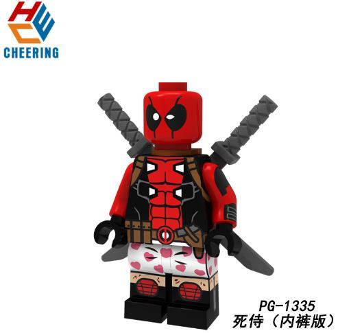 Singular Goddess Of Dawn Joker Deadpool Superman Girl Building Blocks Children Toys Gift Pg1335 Tireless 20pcs Super Heroes Figure Dr Blocks Toys & Hobbies