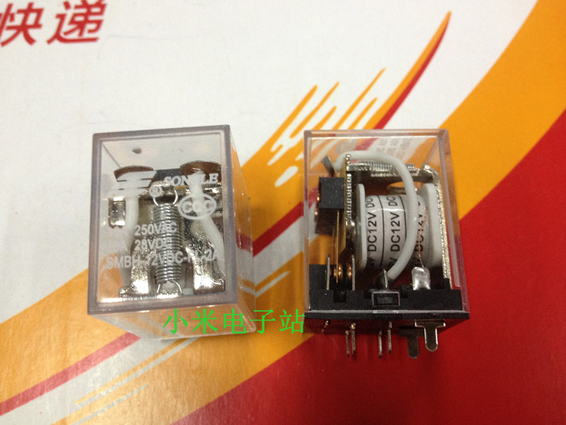 1pcs New Songle Relay SMBH-12VDC-FL-2A 10A 250VAC 13F