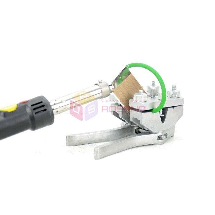 PU Round Belt Welder Butt Machine TEMP Adjustable Welding Kit NEWEST