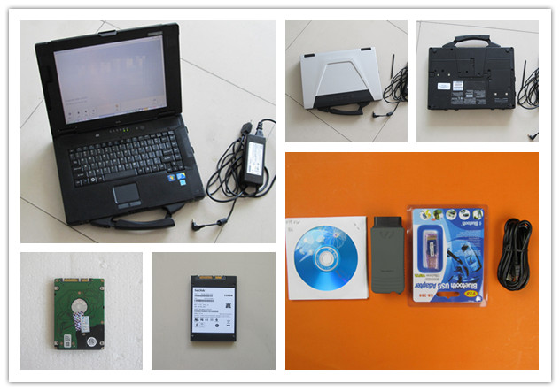 Vas5054a Uds Oki Full Chip With Bluetooth Newest Software Odis 4 2 3 With Laptop Cf52