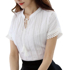 5dc316950bd9c top 10 largest women tops linen cotton short sleeve shirt blouse brands