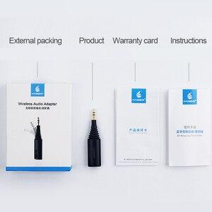 Image 5 - Hagibis Bluetooth Thu Phát 3.5 Mm APTX LL 2in1 Bluetooth 5.0 Âm Nhạc Adapter Dành Cho Tai Nghe Loa Âm Thanh Không Dây Truyền Hình