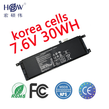 Original Battery 7.6V 30WH for Asus X453 B21N1329 (X553MA) laptop batteria akku  batterie