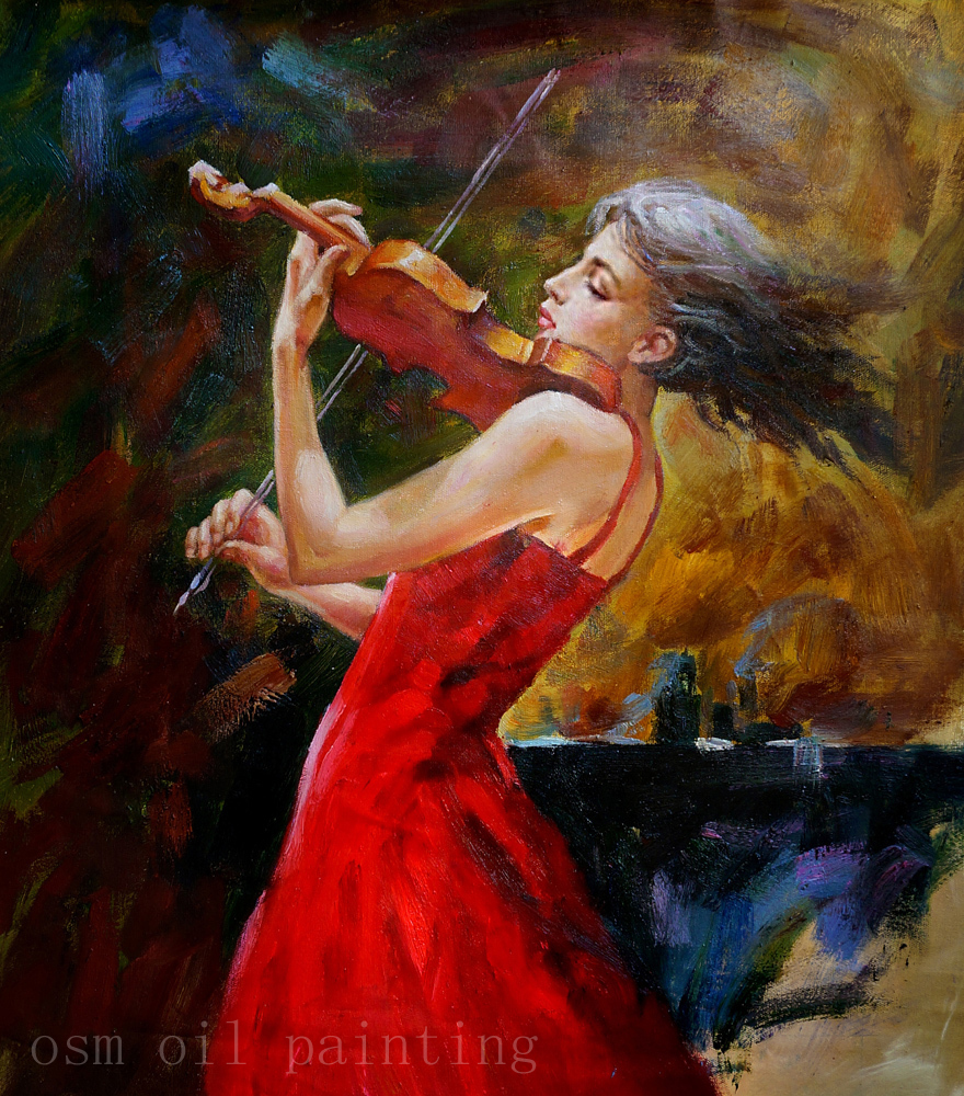 Popular dress artwork buy cheap dress artwork lots from for Buy mural paintings online