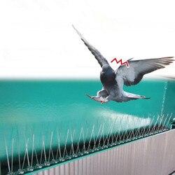 М 2,5 м пластиковая птица и шипы для отпугивания голубей Анти Птица анти голубь Спайк для избавления от голубей и пугать птиц борьба с вредите...