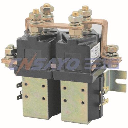 CZWH400A-2T/48V dc contactor dc reversing contactor dc182b 537t for forklift 48v 200a zapi b4dc21