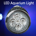 Full Spectrum 10W E27/E14/GU10 Aquarium LED Lighting Grow Light For Fish Tank Illumination And Aquatic Plants