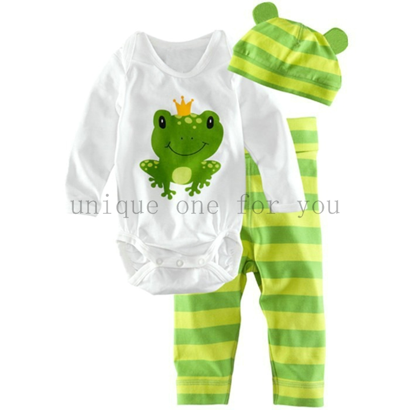 New-baby-boys-girls-clothes-3pcs-Romperhatpants-cartoon-animal-pattern-baby-suit-for-baby-kids-boys-girls-clothing-sets-1