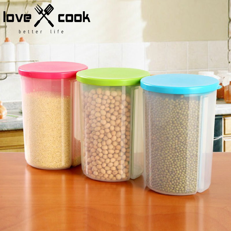 aliexpress : buy pp grain storage box creative 3 lattice