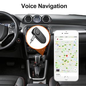 Image 3 - Rovtop 3.5mm Jack AUX Bluetooth 5.0 Stereo Audio Music Receiver Wireless Adapter Car Bluetooth Kit For TV PC Headphone Z2