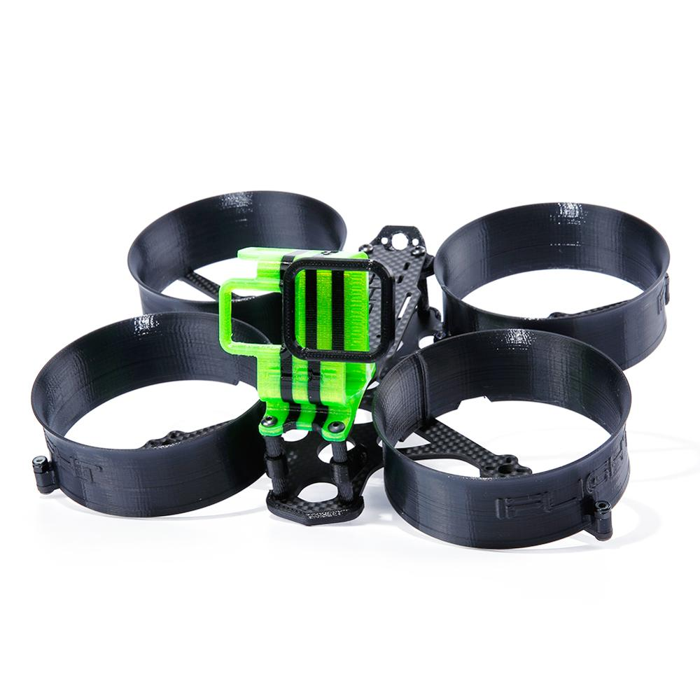 iFlight MegaBee 3inch 152mm FPV Whoop Frame with 3mm arm compatible dalprop T3045 prop Support Gopro