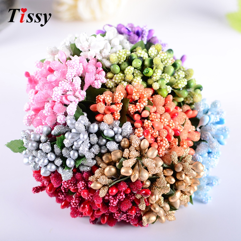 Buy pearl artificial flowers stamen for Artificial flowers for home decoration online
