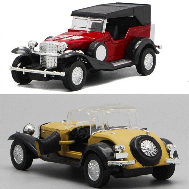 Klasik Mobil Model untuk