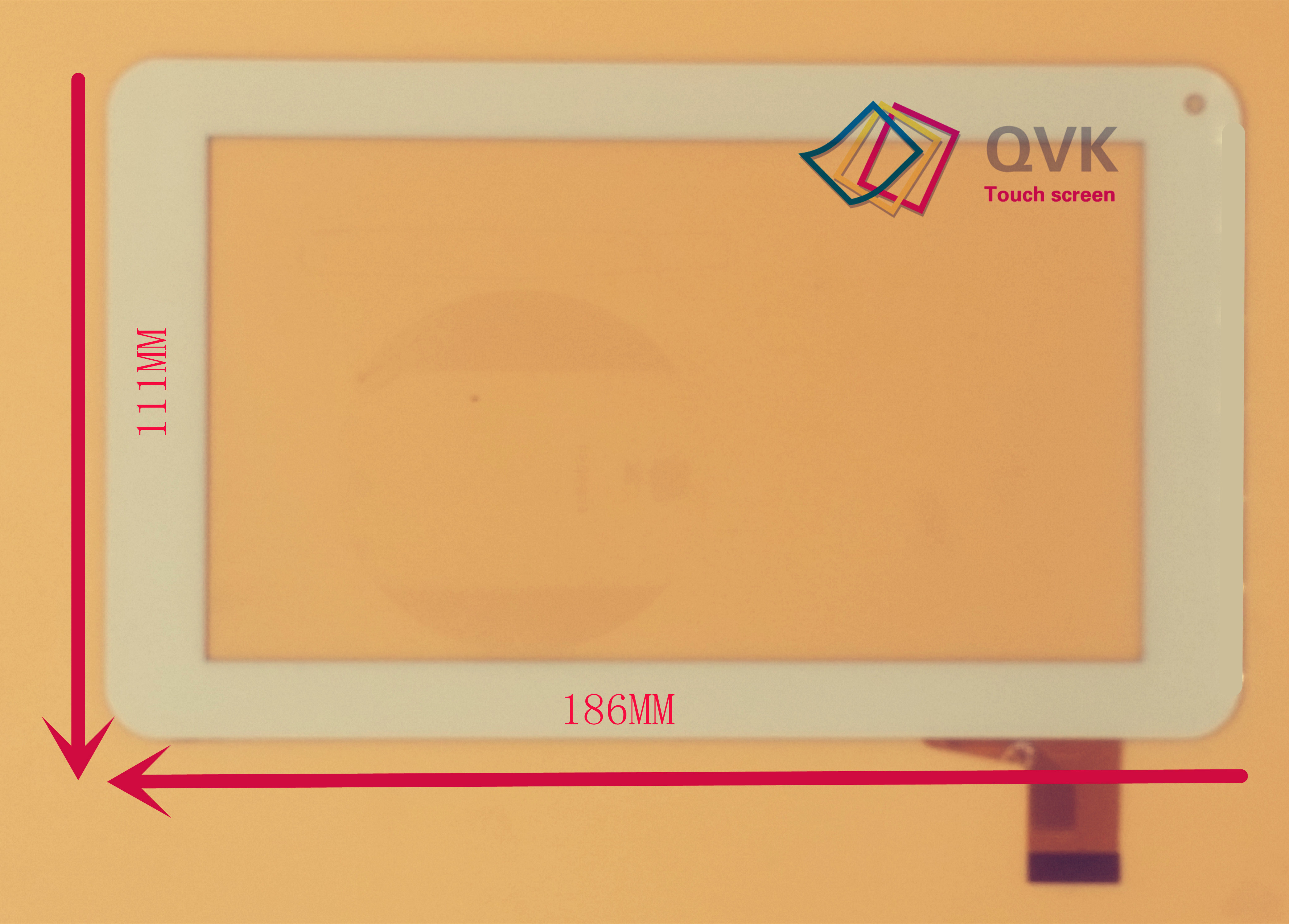 """TPT-070-134 ZHC-059B Tablet PC 7/"""" inch Touch screen Digitizer For Y7Y007 86V"""