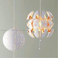 globe adjustable kitchen pendant light contemporary bedroom sphere hanging lights round silver green drop light D35/D50 cm