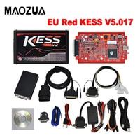 Kess V5.017 Online V2.47 EU Red Version SW V2.47 No Tokens Limit Kess Master HW 5.017 KESS V2 OBD2 Manager Tuning Kit ECU Progra