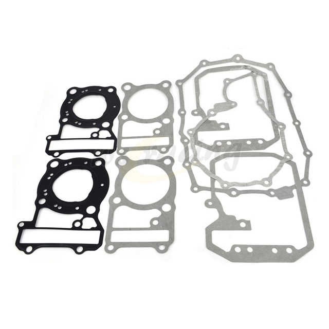 Motorcycle Complete Engine Cylinder Cover Overhaul Pad Gasket Set