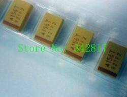 Taje156k050rnj CAP TANT 15 UF 50 V 10% 2917 tântalo capacitores tamanho E 10 pcs