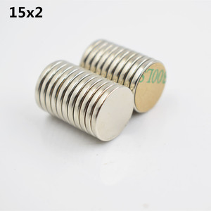 10pcs Neodymium magnet 3M Rare Earth small Strong Round permanent fridge Electromagnet NdFeB nickle magnetic sheet