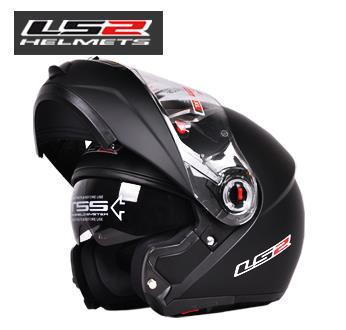 ls2 FF370 Motorcycle font b Helmets b font latest version have bag 100 Genuine Fashion Flip