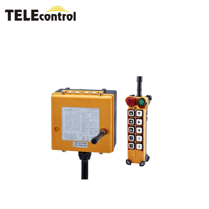 10 boutons F26-B2 série radio télécommande unité pour machine Industrielle portable pelle