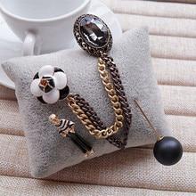 B51 Камелия номер 5 жемчуг Винтаж известный роскошный бренд дизайнер ювелирные изделия брошь булавки брошь для женщин свитер платье