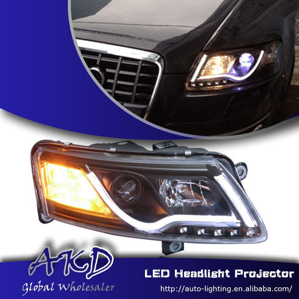 2005 Audi A6 Headlights - Car Audi