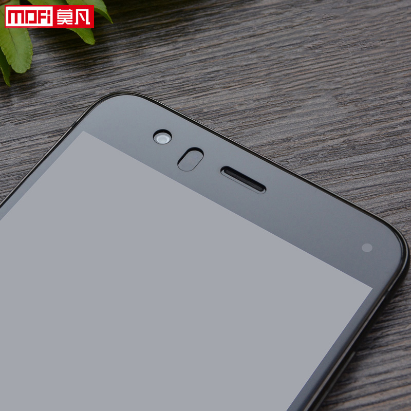 Image 4 - Xiaomi Mi6 Glass Tempered Screen Protector 2.5d 0.3mm Mofi Ultra Clear Thin 9H Full Cover Screen Protector Xiaomi Mi6 Glass-in Phone Screen Protectors from Cellphones & Telecommunications