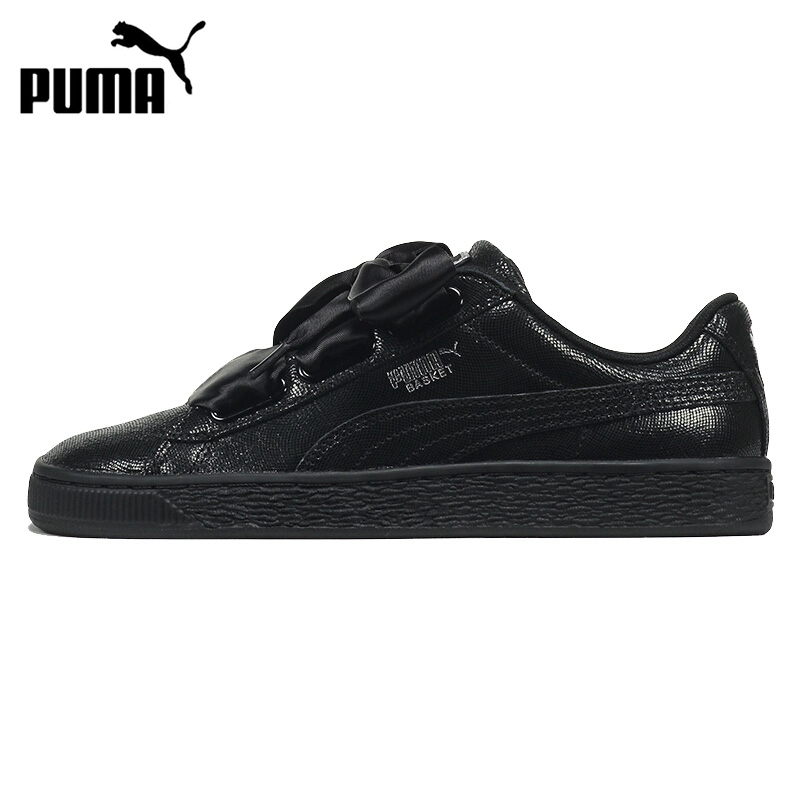 meet 6ba07 694d6 US $111.62 22% OFF|Original New Arrival PUMA Basket Heart NS Wns Women's  Skateboarding Shoes Sneakers-in Skateboarding from Sports & Entertainment  on ...