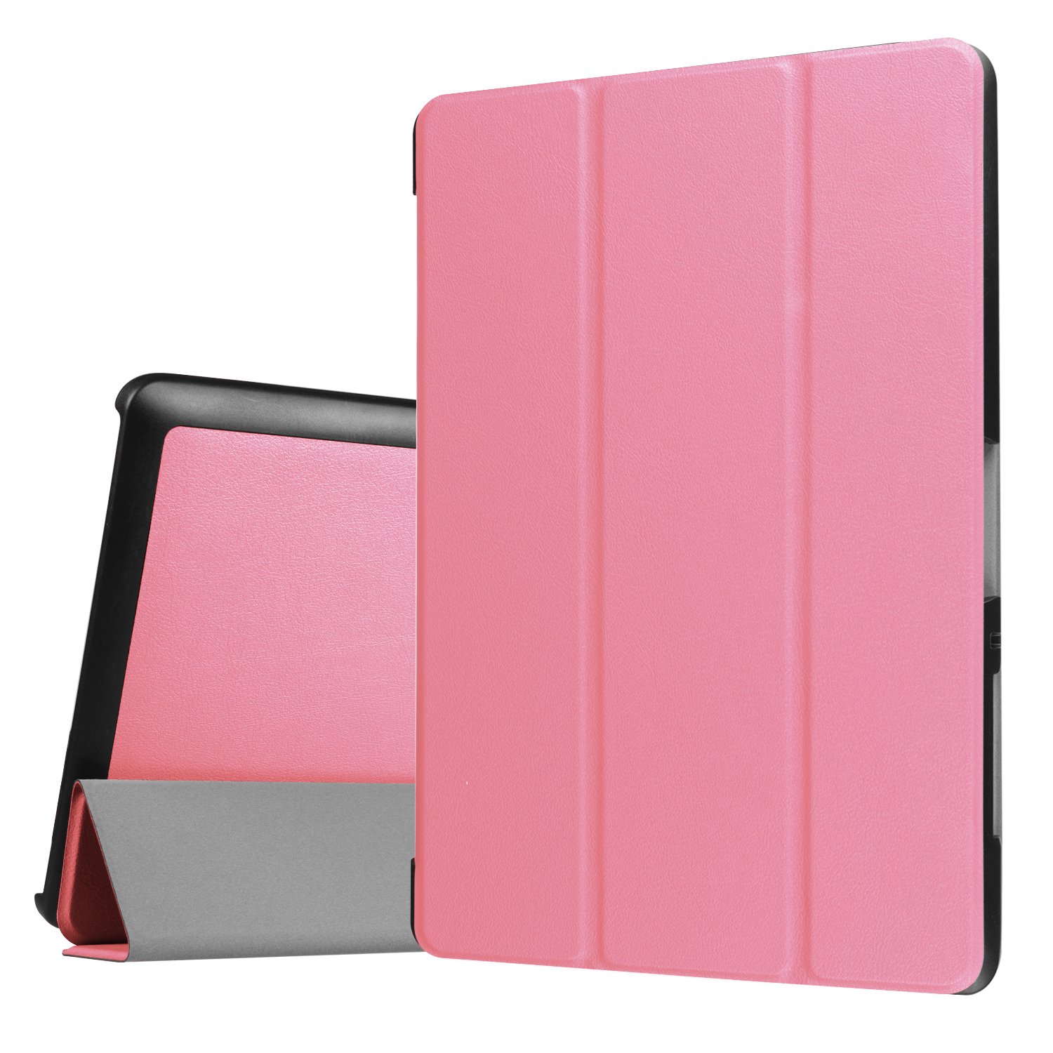 For Acer Iconia one 10 B3-A30 Case Flip Cover for Acer Iconia Tab 10 A3-A40 Tablet 3 Fold Stand Leather Fundas Shell+Stylus