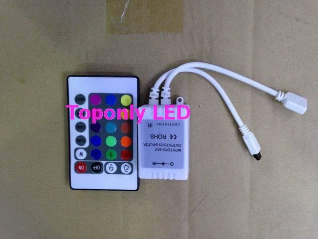 DC5v 12 мм Светодиодная лента rgb свет для Рождественского украшения, изменение цвета светодиодные гирлянды+ IR rgb контроллер+ трансформатор