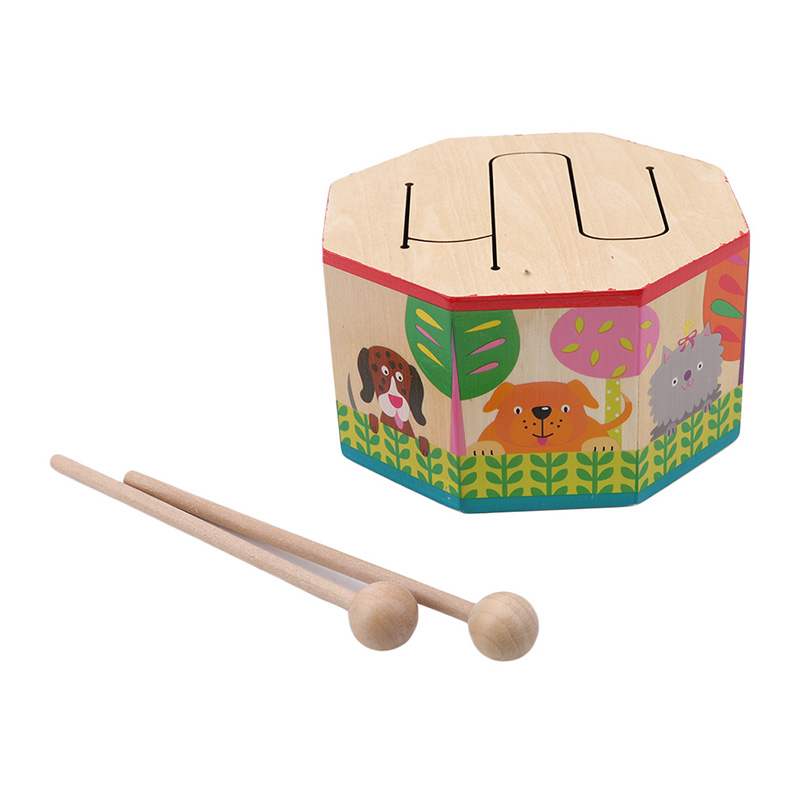 Permalink to Wooden Toy Musical Instruments For Children Learning Education Popular Toy Octagonal Music Percussion Instrument Toys