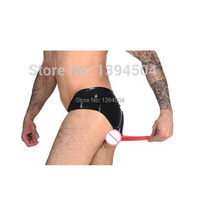 sexy men latex exotic porno cekc lingerie costumes male fantasias lenceria bodaystocking bodysuit zipper shorts with anal condom