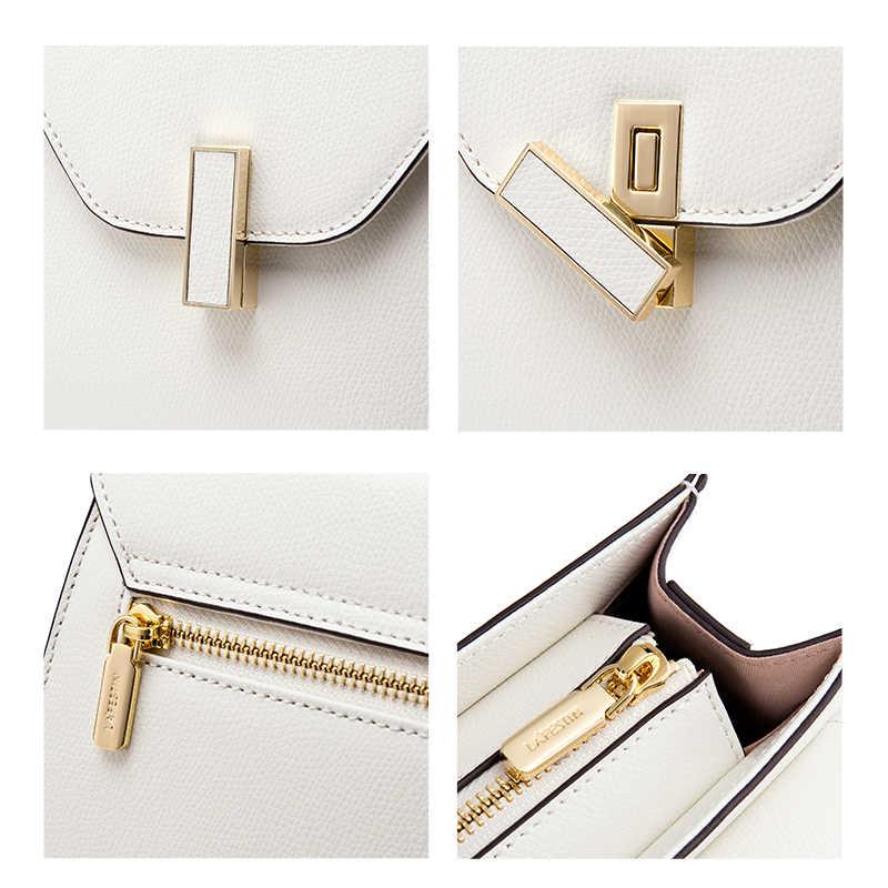 LAFESTIN Для женщин разнообразные Сумки из натуральной кожи сумка дизайнер Роскошный Многофункциональный брендов сумка через плечо, Bolsa