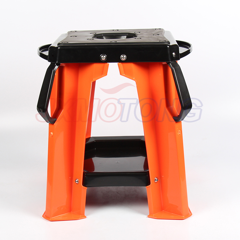 2017 New Motorcycle Repair Lift Stand Stool Seat For KTM Honda Yamaha Suzuki Kawasaki MX