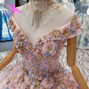 Image 5 - AIJINGYU Tốt Nhất Cô Dâu Váy Áo Choàng Bướm Frocks Hàng Châu Thay Đổi Victoria Áo Cưới Trắng Đầm