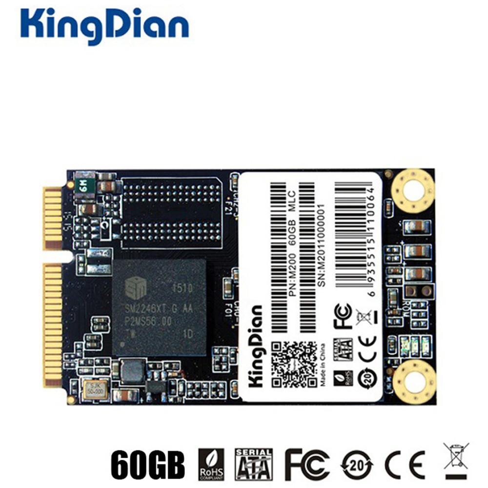 Prix pour D'origine KingDian M200 SSD Lecteur à État Solide SSD 60 GB 2.5 pouce SATA3 Disque Dur pour Ordinateur Portable De Bureau